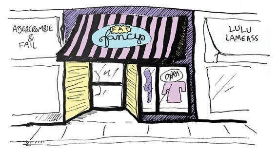 Fat Fancy Thrift Shop